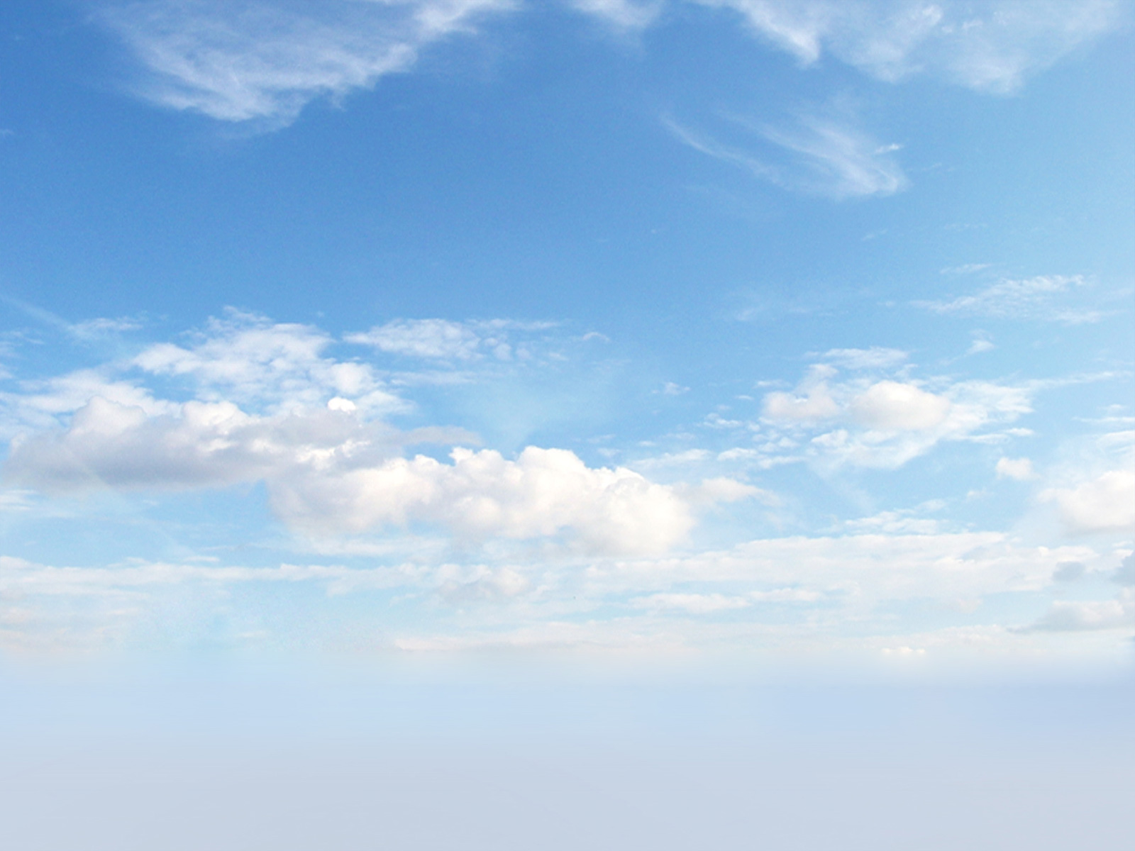 Sky Backgrounds, Compatible - PC, Mobile, Gadgets| 1600x1200 px
