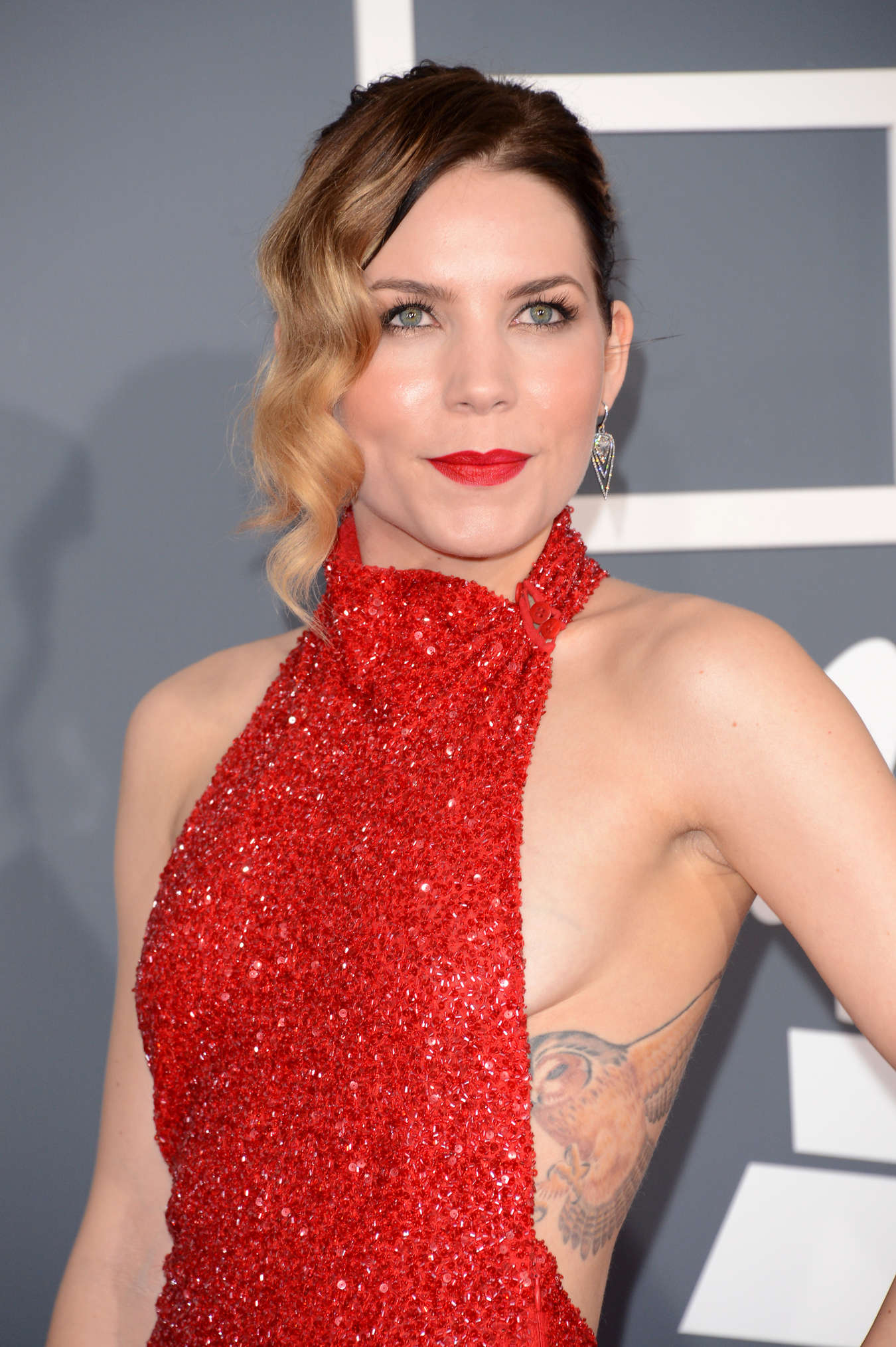 Nice Images Collection: Skylar Grey Desktop Wallpapers
