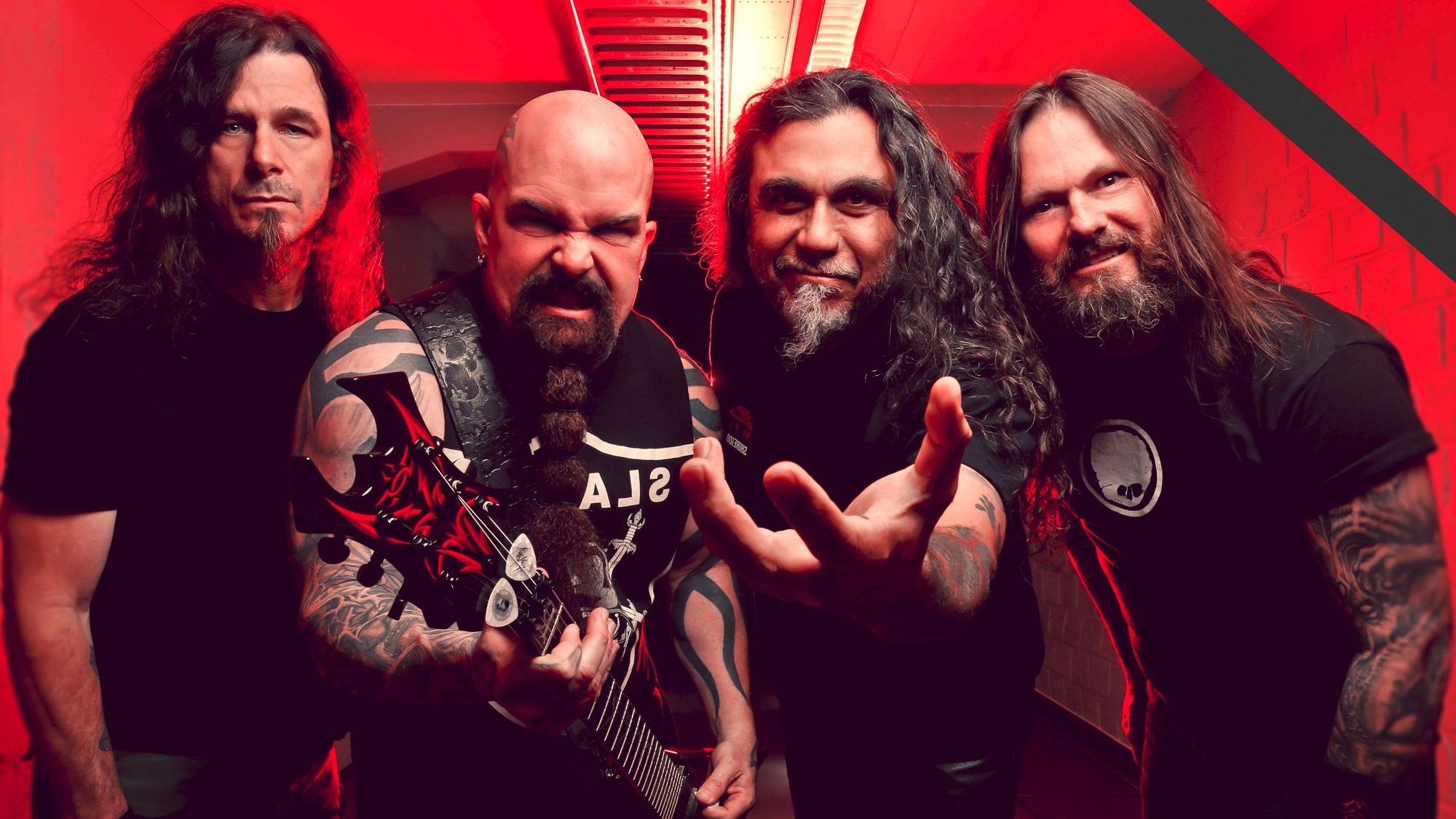 Nice Images Collection: Slayer Desktop Wallpapers