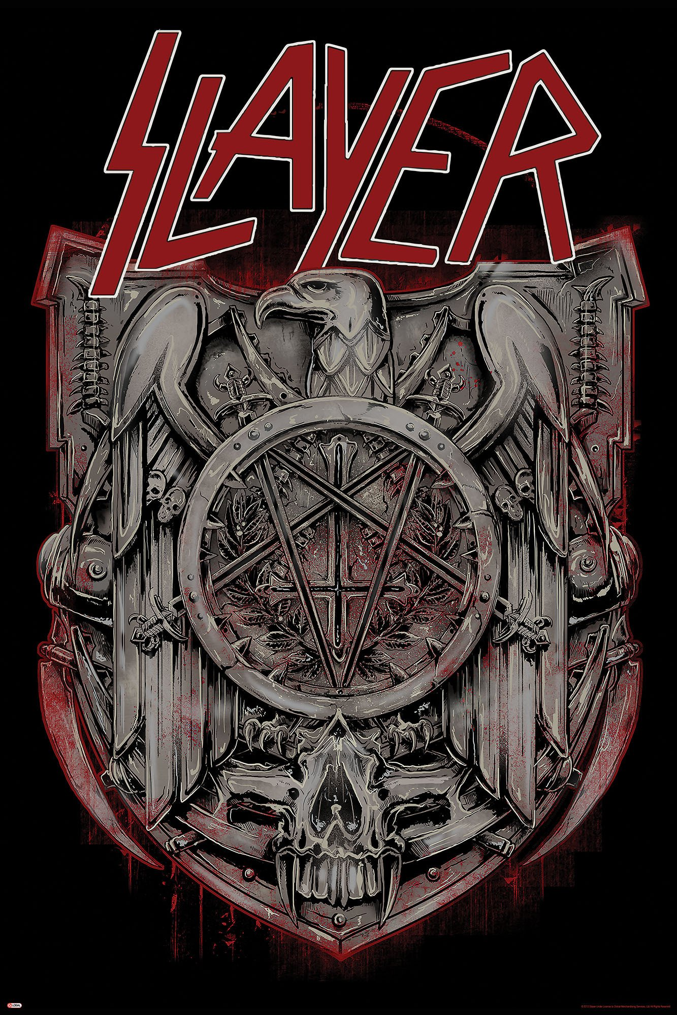 HQ Slayer Wallpapers | File 688.53Kb