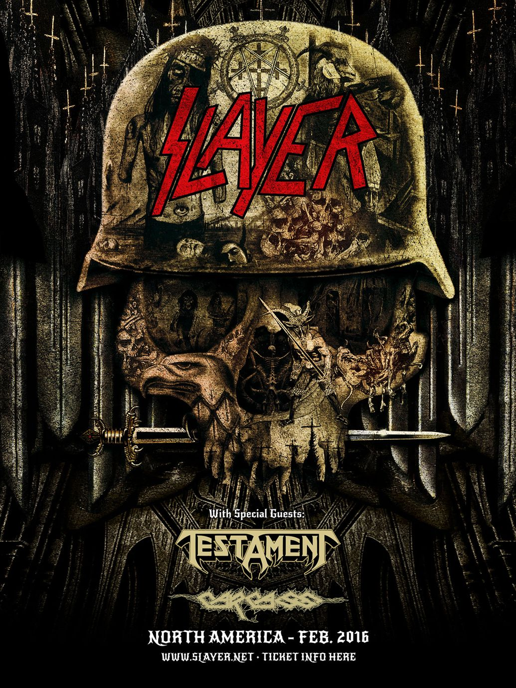 1035x1380 > Slayer Wallpapers