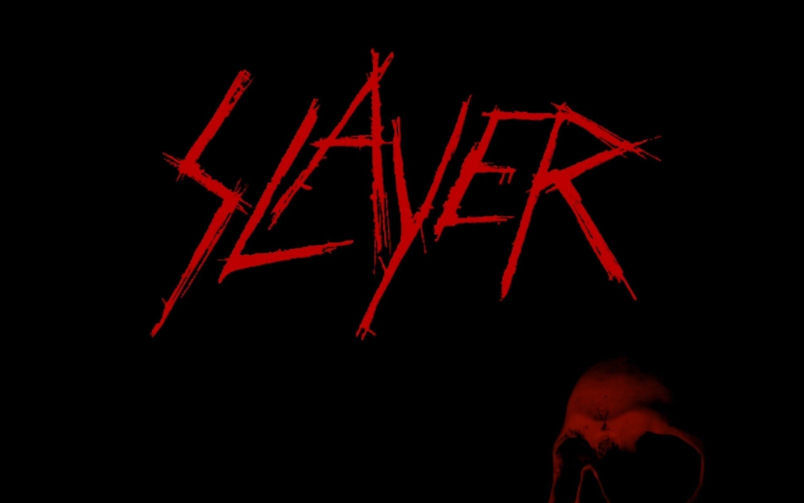High Resolution Wallpaper | Slayer 2560x1600 px