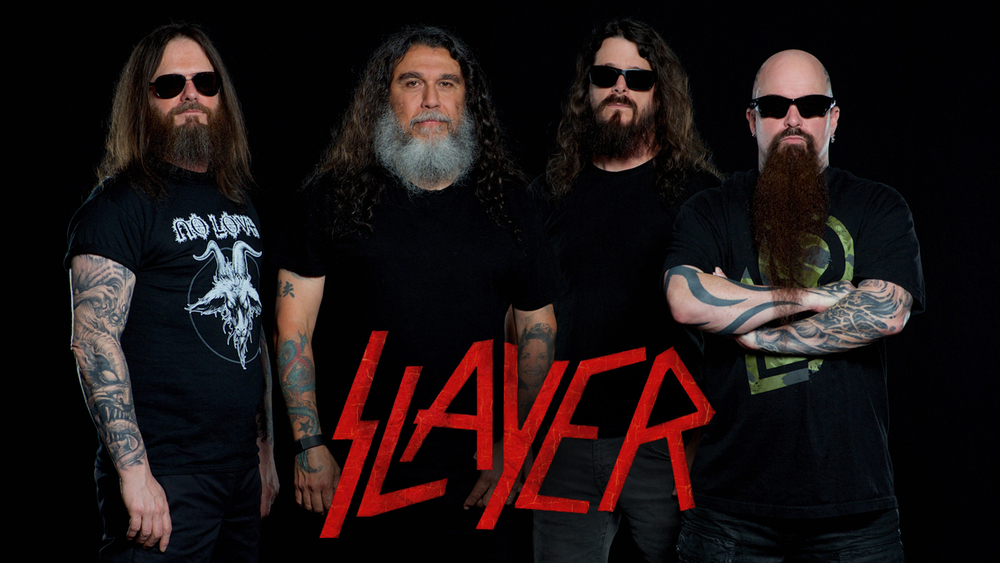 HD Quality Wallpaper | Collection: Music, 1000x563 Slayer