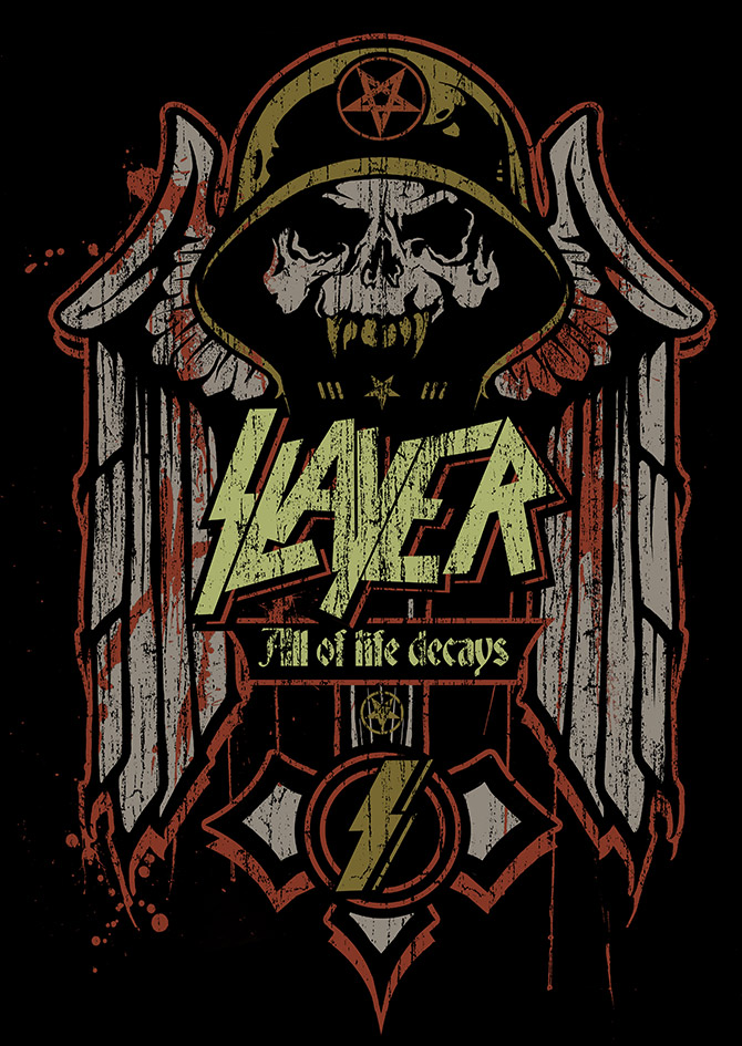 Slayer High Quality Background on Wallpapers Vista