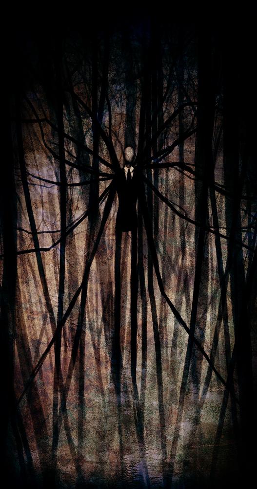 Slender Man Pics, Dark Collection