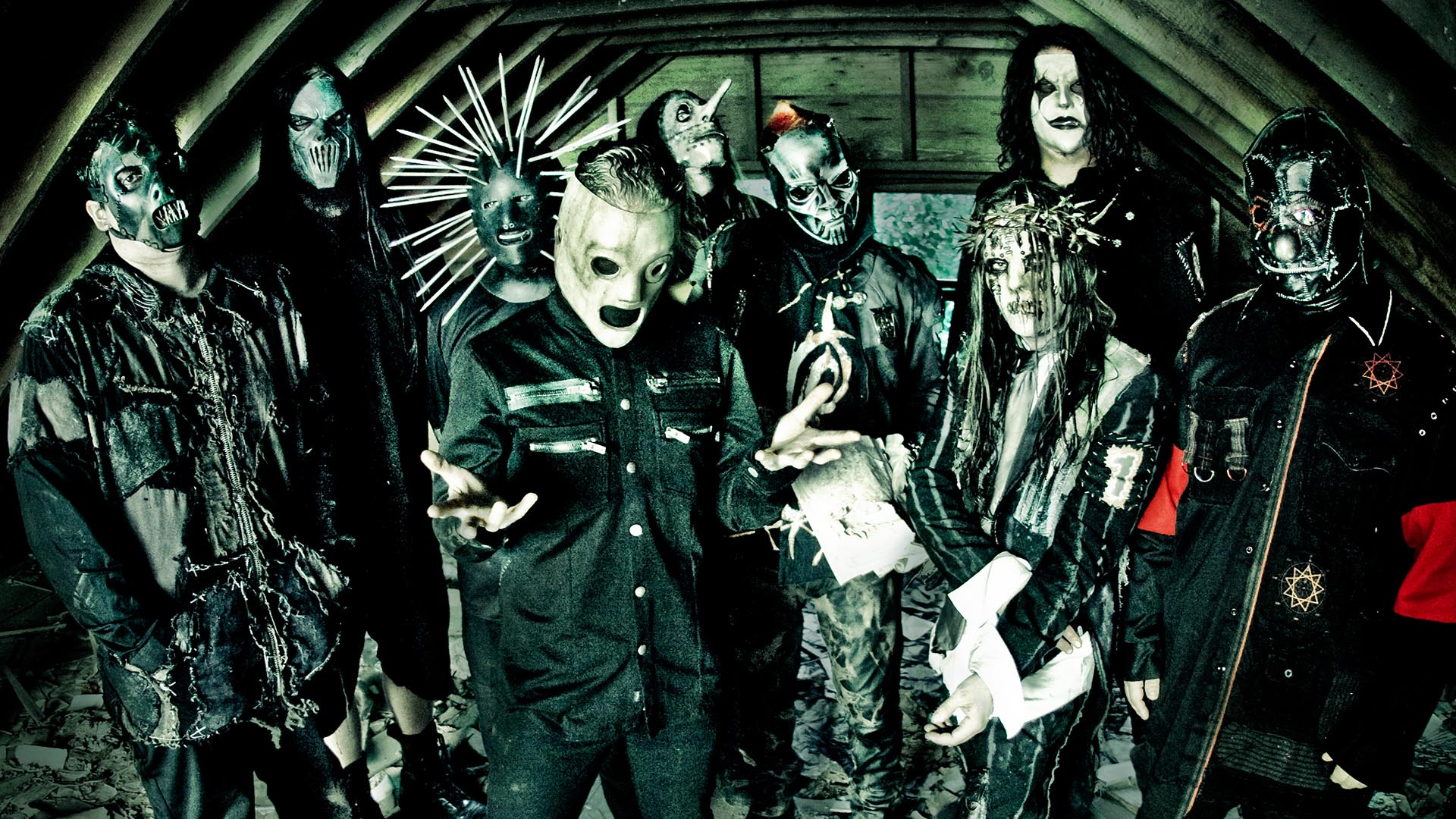 Amazing Slipknot Pictures & Backgrounds