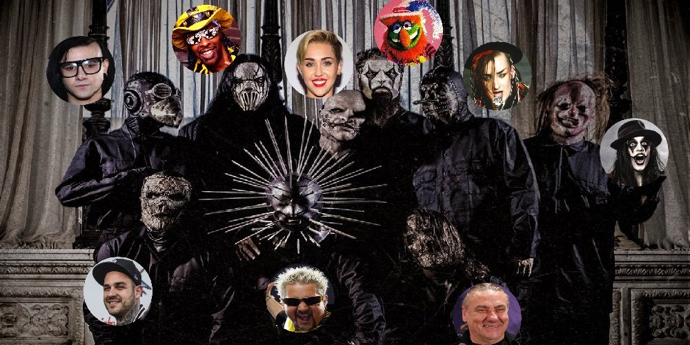 HQ Slipknot Wallpapers   File 153.24Kb