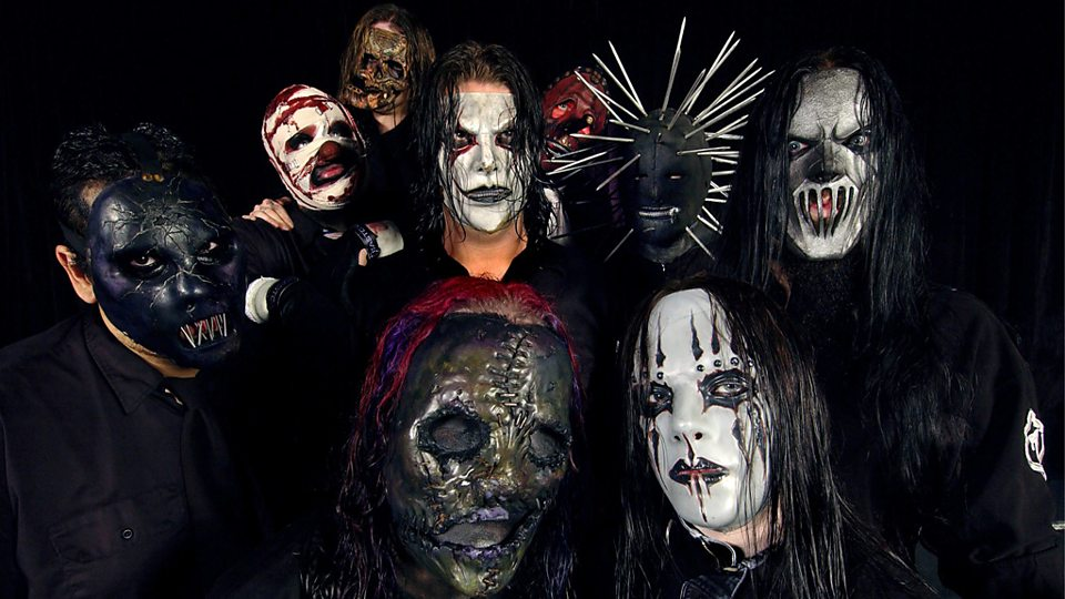 HD Quality Wallpaper | Collection: Music, 960x540 Slipknot
