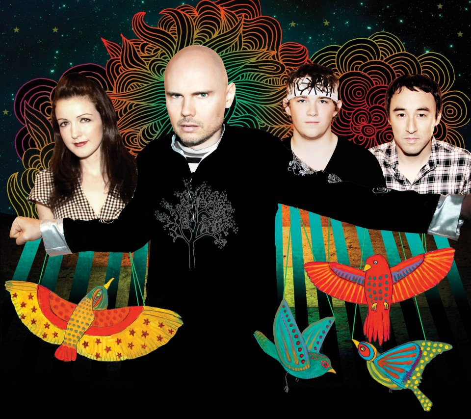HD Quality Wallpaper | Collection: Music, 960x854 Smashing Pumpkins