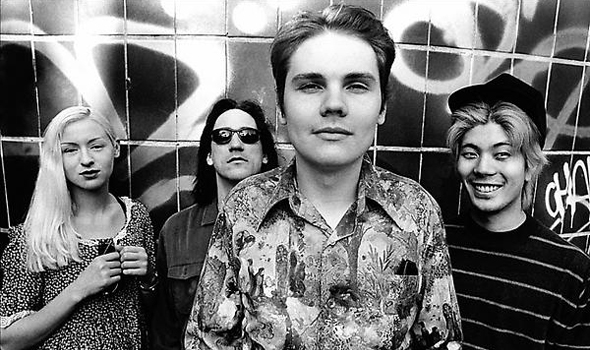 HD Quality Wallpaper | Collection: Music, 590x350 Smashing Pumpkins