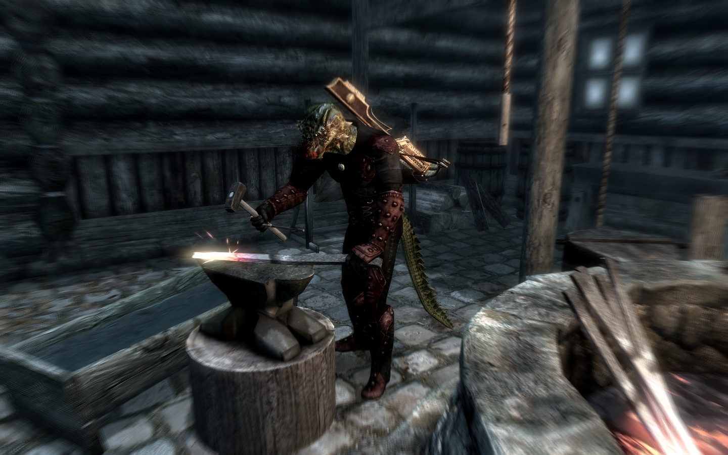Images of Smithing | 1440x900