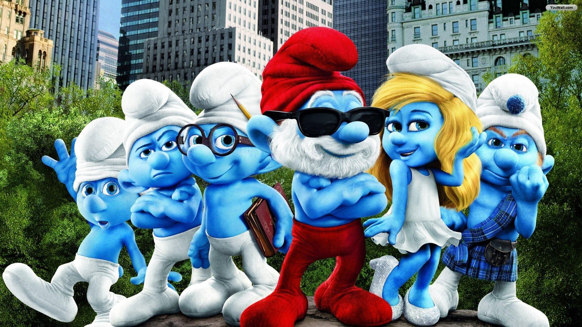 Smurfs Pics, Cartoon Collection