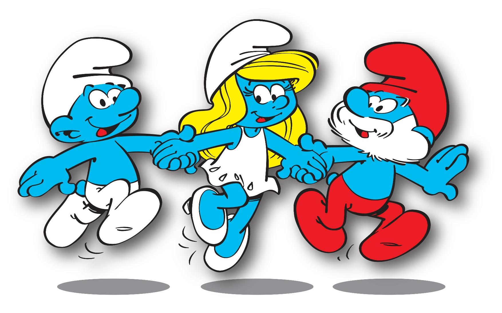 HD Quality Wallpaper | Collection: Cartoon, 1754x1095 Smurfs