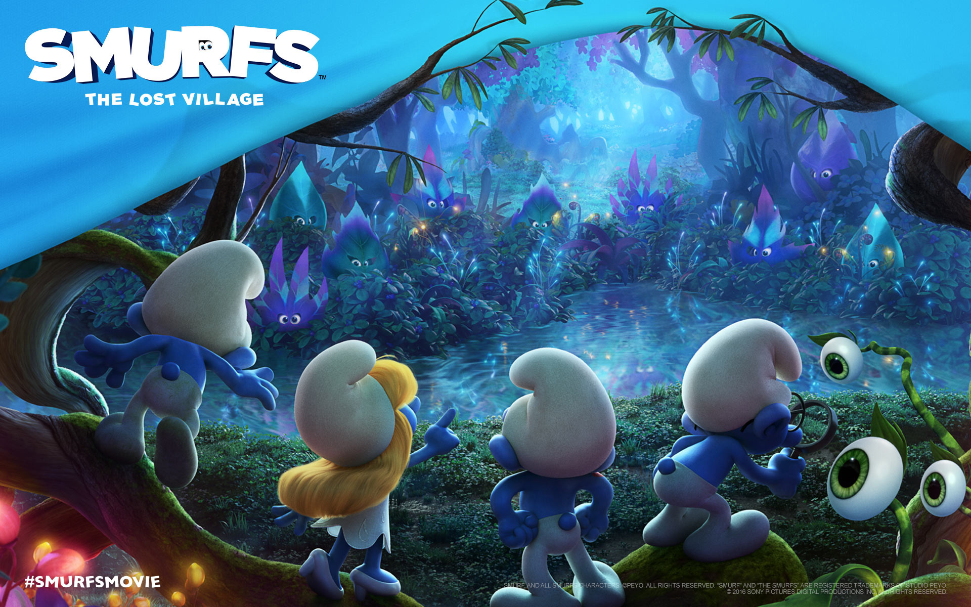 Amazing Smurfs Pictures & Backgrounds