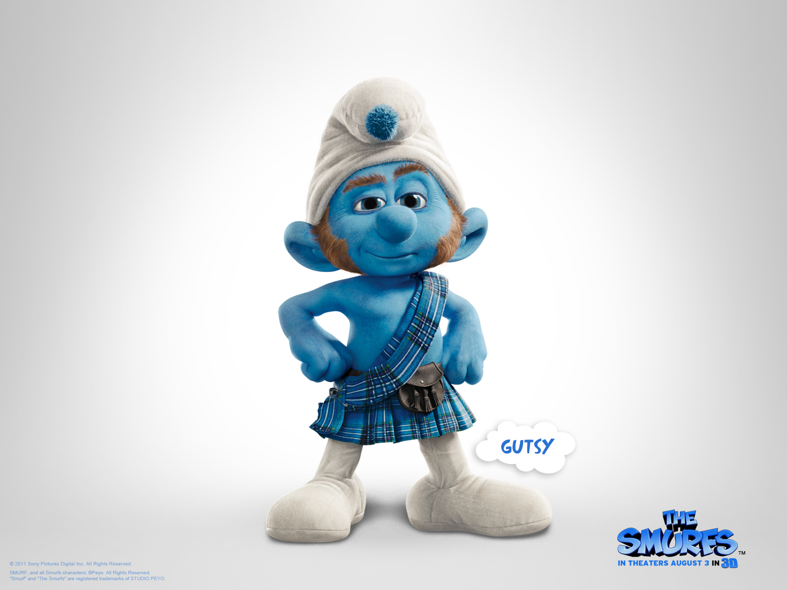Nice Images Collection: Smurfs Desktop Wallpapers
