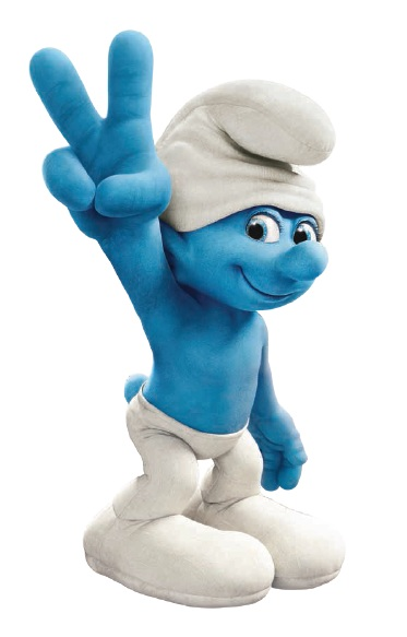 Images of Smurfs | 373x583