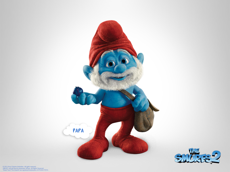 HD Quality Wallpaper | Collection: Movie, 800x600 The Smurfs