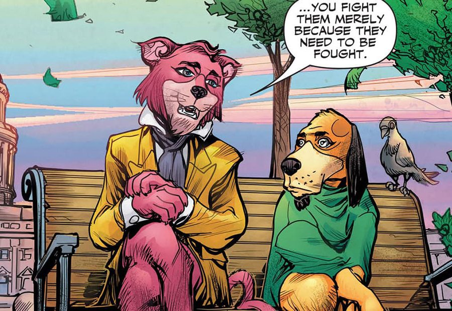 Nice Images Collection: Snagglepuss Desktop Wallpapers