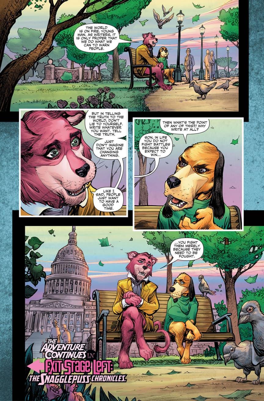 Snagglepuss Pics, Cartoon Collection