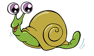 Snail Backgrounds, Compatible - PC, Mobile, Gadgets| 300x180 px