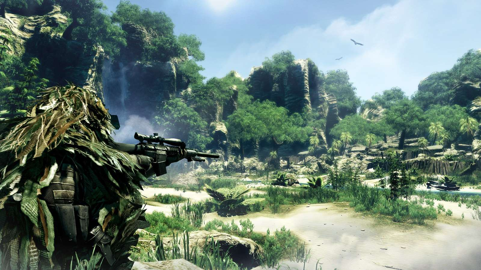 Sniper Ghost Warrior Wallpapers Video Game Hq Sniper Ghost