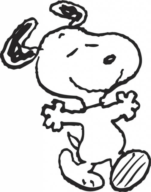 Nice wallpapers Snoopy 505x640px