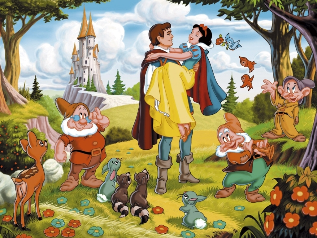 Amazing Snow White And The Seven Dwarfs Pictures & Backgrounds