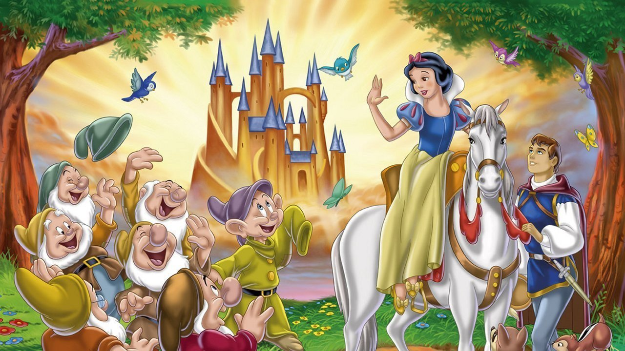 Snow White And The Seven Dwarfs Backgrounds, Compatible - PC, Mobile, Gadgets| 1280x720 px