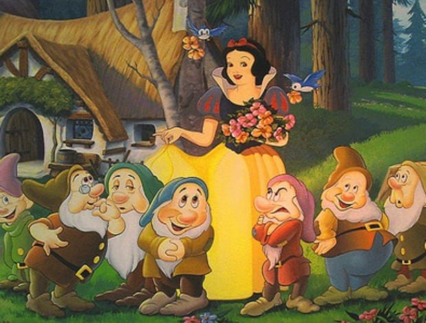 Images of Snow White And The Seven Dwarfs | 620x470