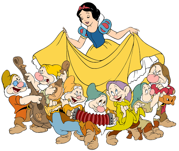 Images of Snow White And The Seven Dwarfs | 600x508