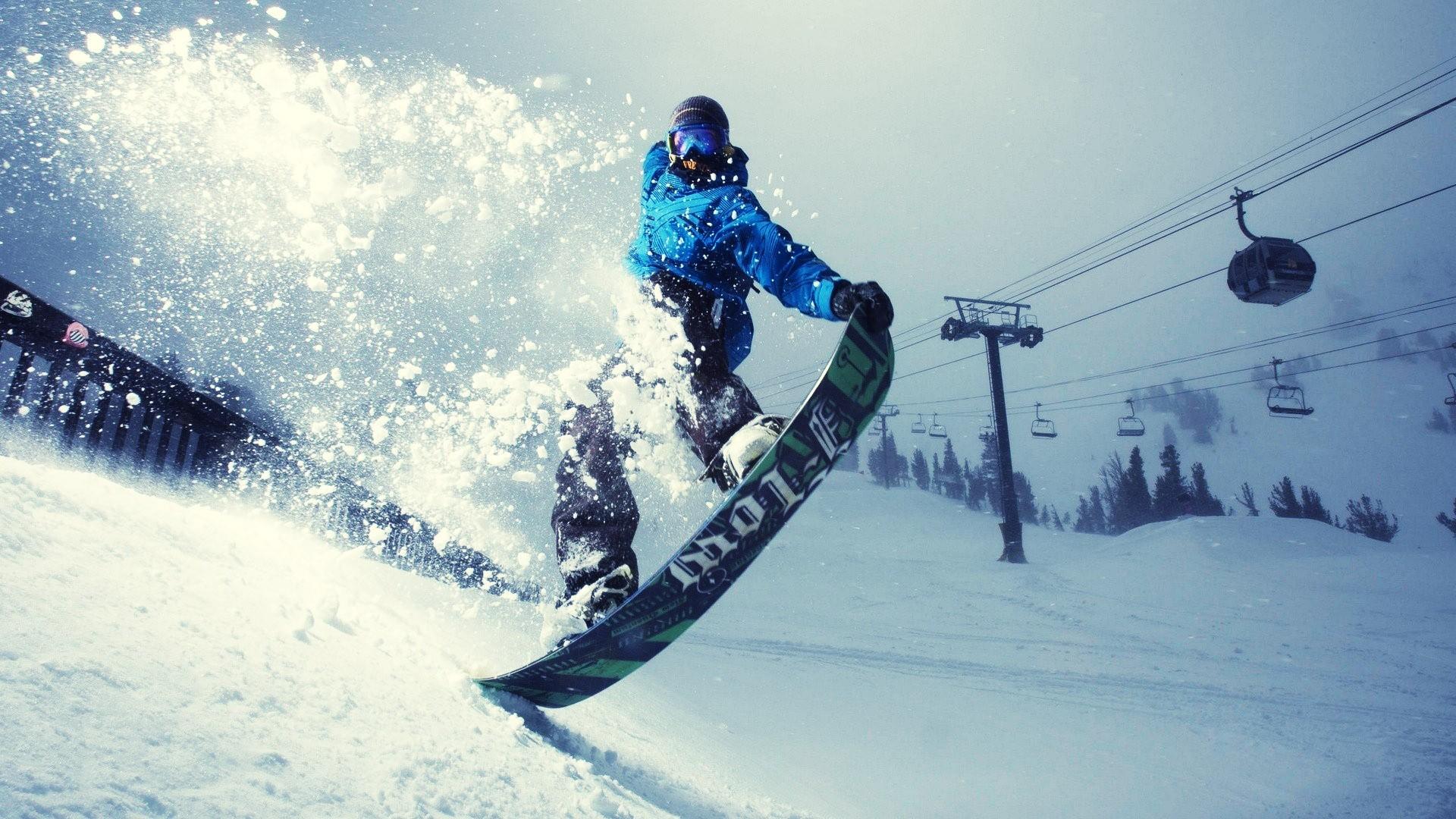 Snowboarding Backgrounds, Compatible - PC, Mobile, Gadgets  1920x1080 px