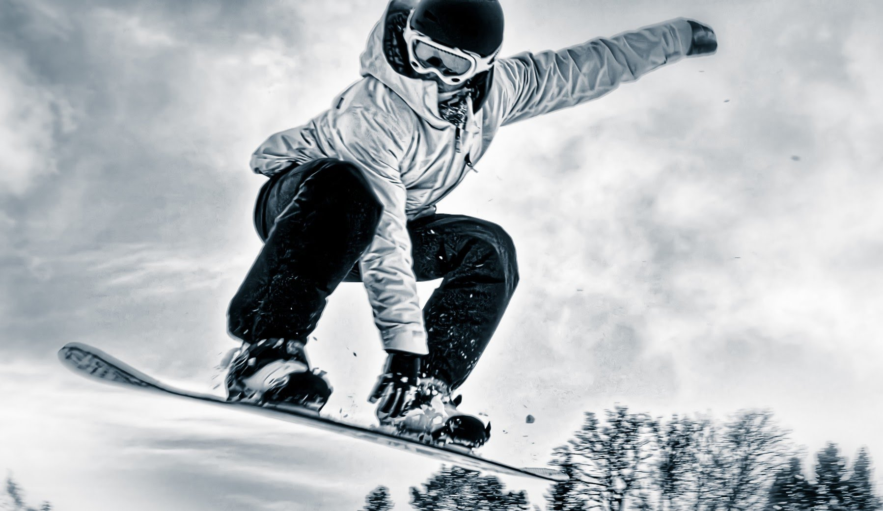 Amazing Snowboarding Pictures & Backgrounds