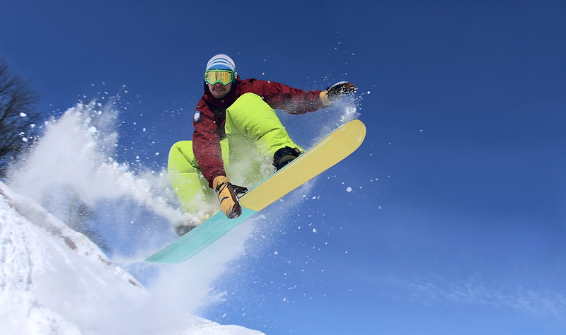 Images of Snowboarding   800x474