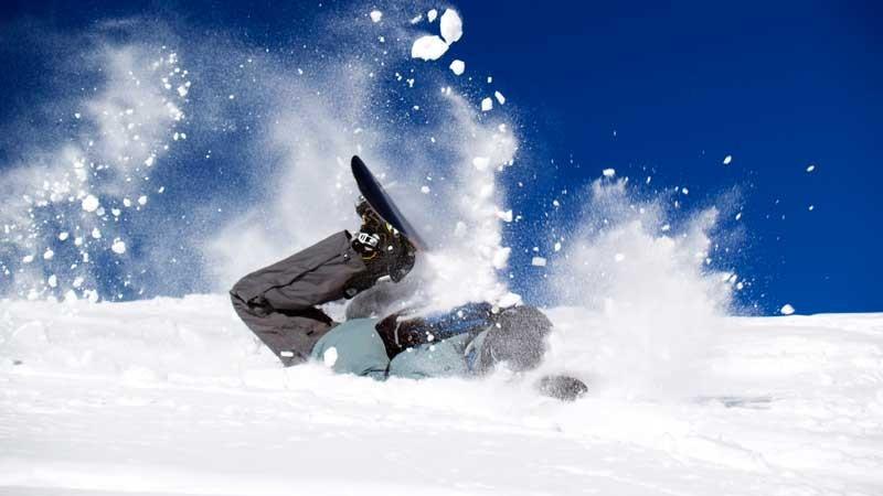High Resolution Wallpaper   Snowboarding 800x450 px