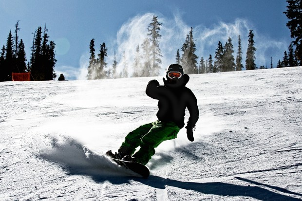 Nice wallpapers Snowboarding 620x413px