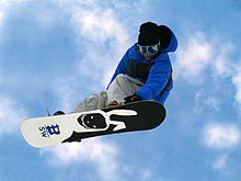 HD Quality Wallpaper   Collection: Artistic, 220x165 Snowboarding
