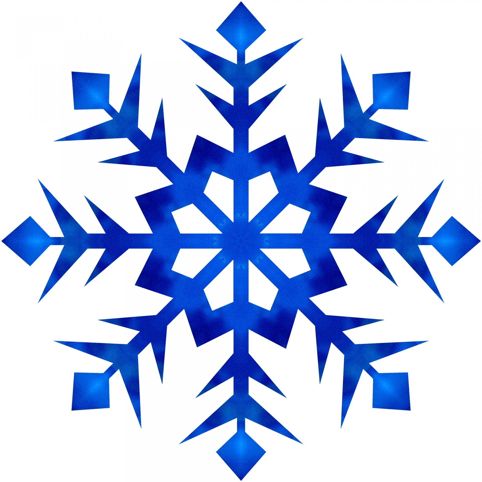 HD Quality Wallpaper | Collection: Artistic, 1920x1920 Snowflake
