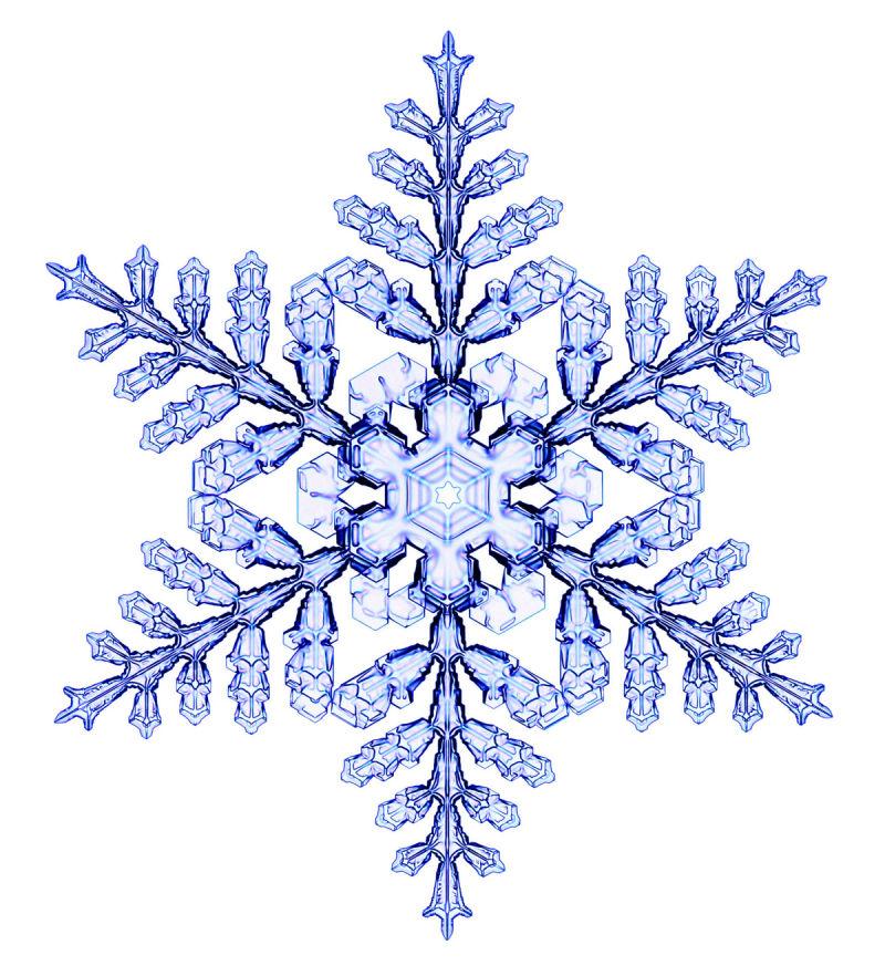 Snowflake Pics, Artistic Collection