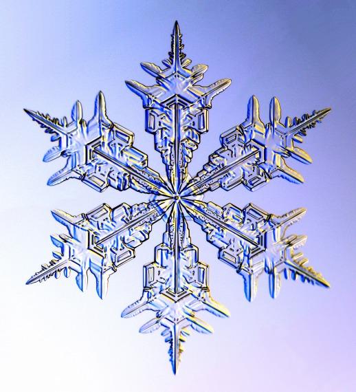 HQ Snowflake Wallpapers | File 100.79Kb