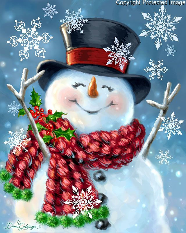 Snowman Backgrounds, Compatible - PC, Mobile, Gadgets| 640x800 px