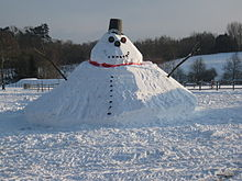 Snowman Pics, Artistic Collection