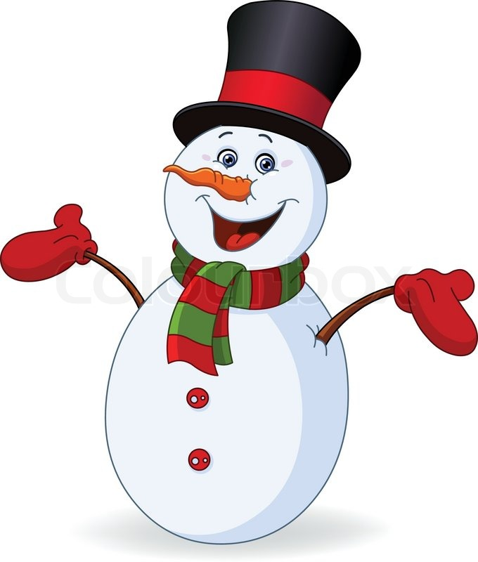 Nice wallpapers Snowman 680x800px