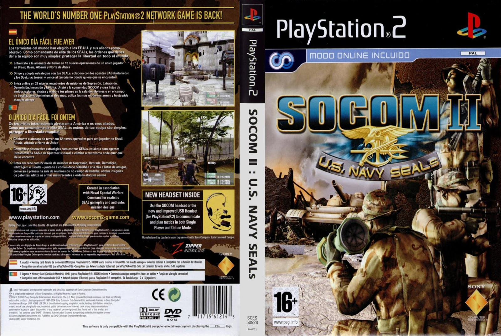 SOCOM II: U S  Navy SEALS wallpapers, Video Game, HQ SOCOM
