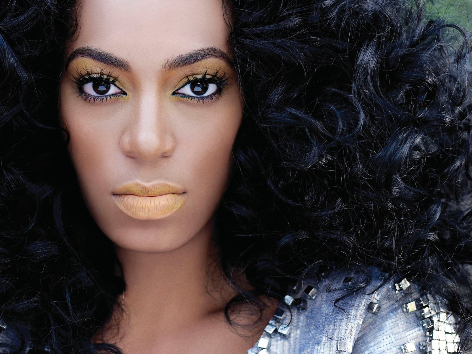 Nice Images Collection: Solange Knowles Desktop Wallpapers