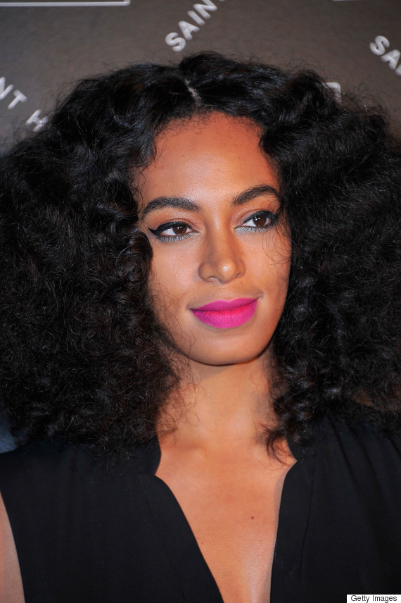 High Resolution Wallpaper   Solange Knowles 570x856 px