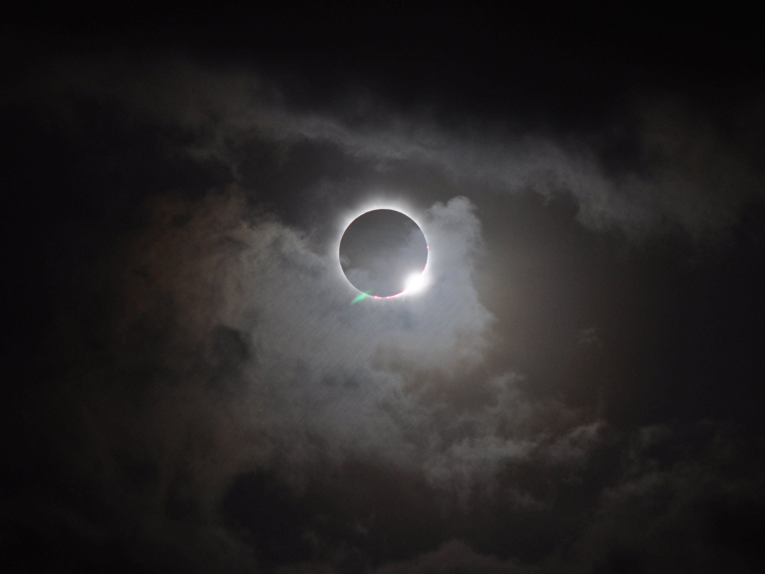 Amazing Solar Eclipse Pictures & Backgrounds