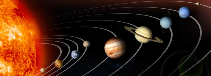 Images of Solar System | 708x256