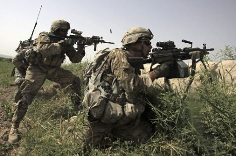 High Resolution Wallpaper   Soldiers 468x310 px