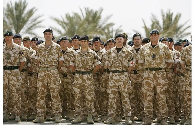 Soldiers High Quality Background on Wallpapers Vista