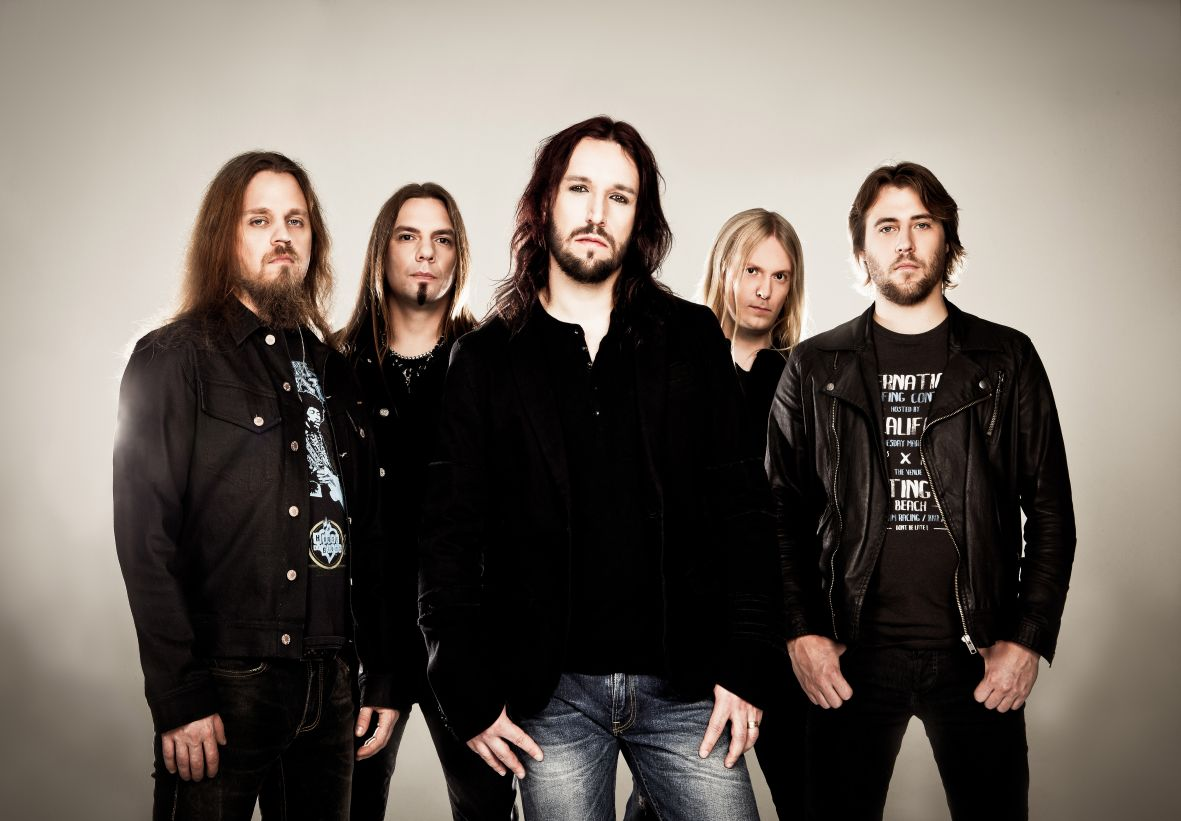Nice Images Collection: Sonata Arctica Desktop Wallpapers